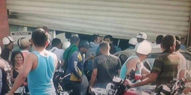 Video: Imagenes de los saqueos en Venezuela por la falta de efectivo
