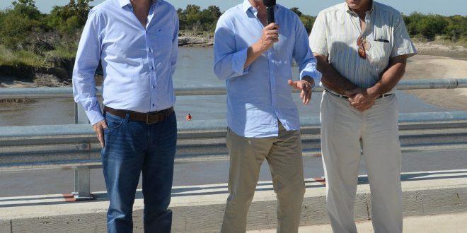 Macri: Vamos a llenar de puentes y rutas todo el país