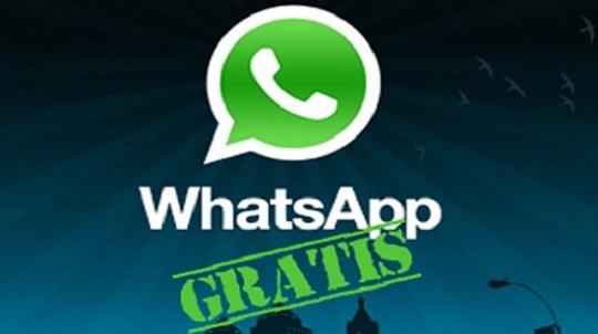 Una nueva estafa promete Whatsapp gratis y sin wifi