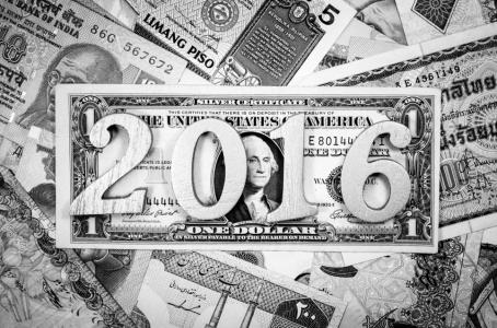 ¿A cuánto cerró el dólar en 2016?