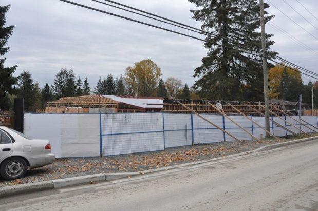 Vecinos indignados con Luisana Lopilato y Michael Bublé por la construccin de su mansion en Canada