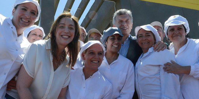 """Macri: """"Tenemos que agregar valor para sumar trabajo y reducir la pobreza"""""""