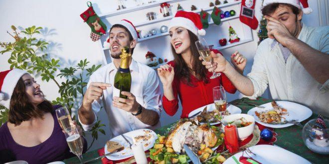 Tips para no engordar en las Fiestas
