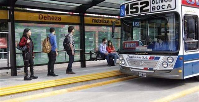 Se normalizaron todos los servicios de transporte tras el paro