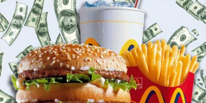 Cuánto debería estar el dólar en la Argentina según el Índice Big Mac