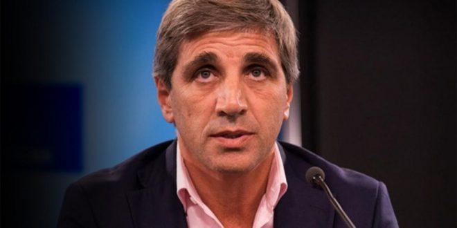 Caputo anunció que tomara deuda por US$ 43 mil millones