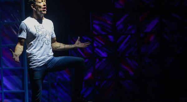 Nico Vázquez regreso al teatro tras la muerte de su hermano y mira lo que dijo
