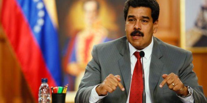 """Maduro: """"Si me lanzo a Presidente en Argentina, gano por el 70%"""""""