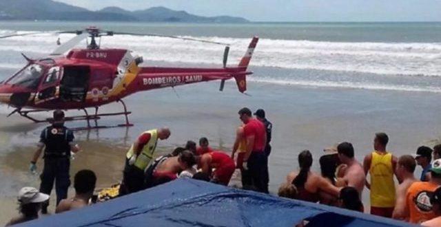 Un argentino murió ahogado durante sus vacaciones en Brasil