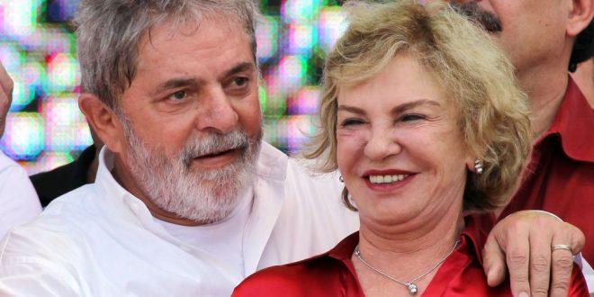 Murio Marisa Letícia Rocco, esposa del expresidente de Brasil, Luis Inacio Lula Da Silva