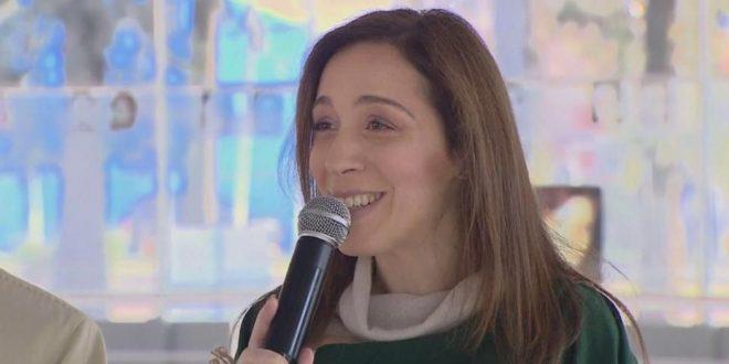 """María Eugenia Vidal : """"No es el fin del mundo si perdemos"""""""