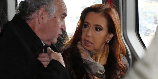 Nueva escucha de Cristina Kirchner con Parrilli