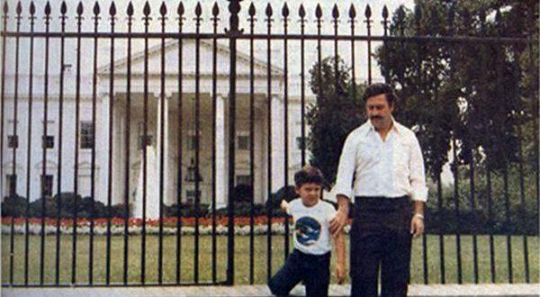 El hijo de Pablo Escobar dice que su padre trabajaba para la CIA
