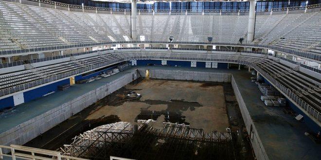 """Mira el estado de abandono de las instalaciones de """"Rio 2016"""""""