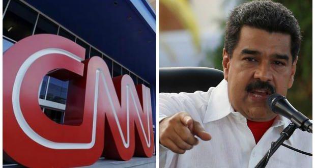 El gobierno de Venezuela ordenó la suspensión de las transmisiones de la cadena CNN