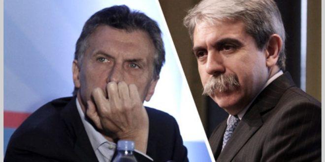 Aníbal Fernández quiere que Macri se haga una rinoscopia con el