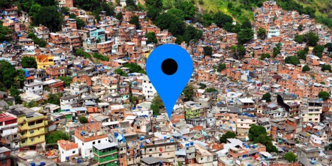 Entró a una favela de Río de Janeiro guiada por Google Maps y la balearon
