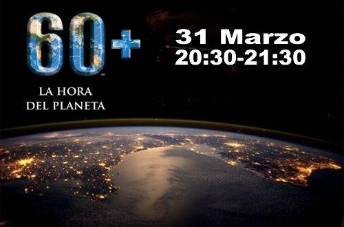 Hora del Planeta : Hoy sabado entre las 20.30 y las 21.30