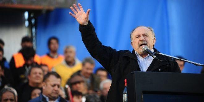 Se viene el primer paro general contra el gobierno de Macri