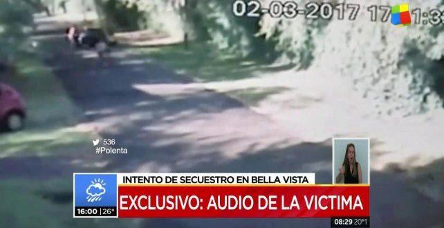 Video: Intento de secuestro en Bella Vista