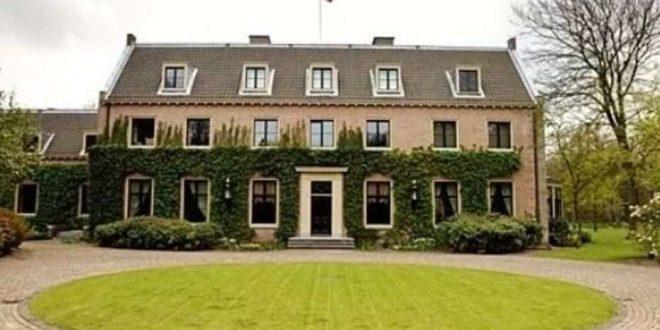 Los reyes de Holanda alojan a Macri en su residencia