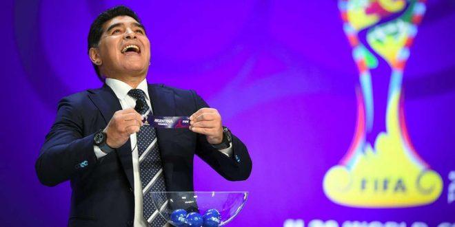 Mundial sub 20 : Que grupo le toco a la Argentina