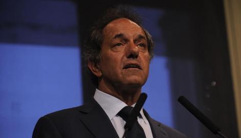 Video: Ahora Scioli dice que tiene la solución al conflicto docente y aconsejó a Vidal