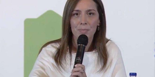 María Eugenia Vidal anunció adelanto de $ 1.500 a docentes y plus a los que no adhirieron a al paro