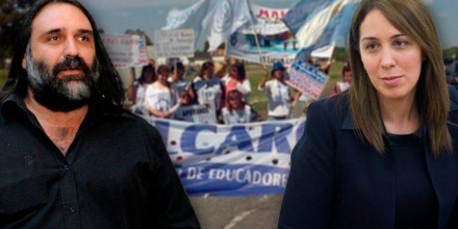 El gobierno bonaerense dictó la conciliación obligatoria en el conflicto con los docentes