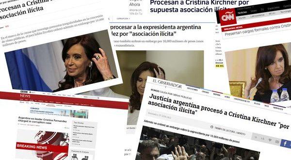 Así reaccionó Cristina Elisabet Kirchner ante un nuevo procesamiento