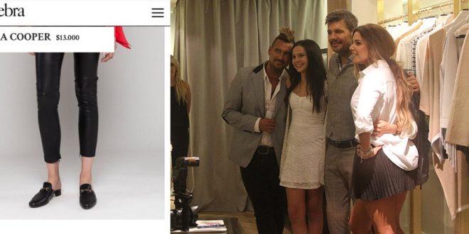 Escrachan a la hija de Tinelli por los desorbitantes precios de su ropa