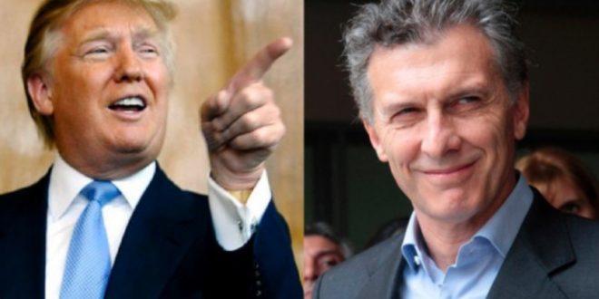Macri se entrevistará con Trump el 27 de abril