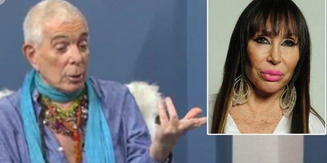 Carlos Perciavalle dijo que Moria Casan se drogaba en su casa