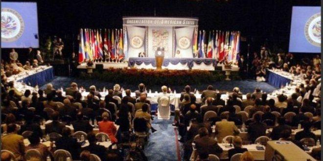 EN VIVO > Sesión Especial de la OEA por la crisis en Venezuela