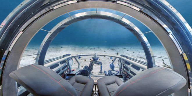 Los submarinos privados más avanzados y lujosos del mundo