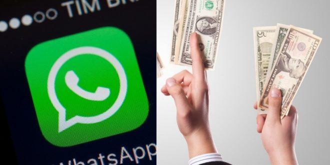 WhatsApp tandrá un sistema de pago digital