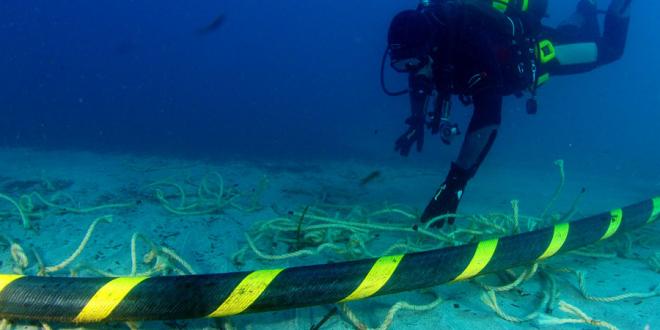 Nueva inversión en fibra óptica submarina