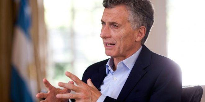 """Macri : """"hace 7 meses se generan más empleos de los que se pierden"""""""