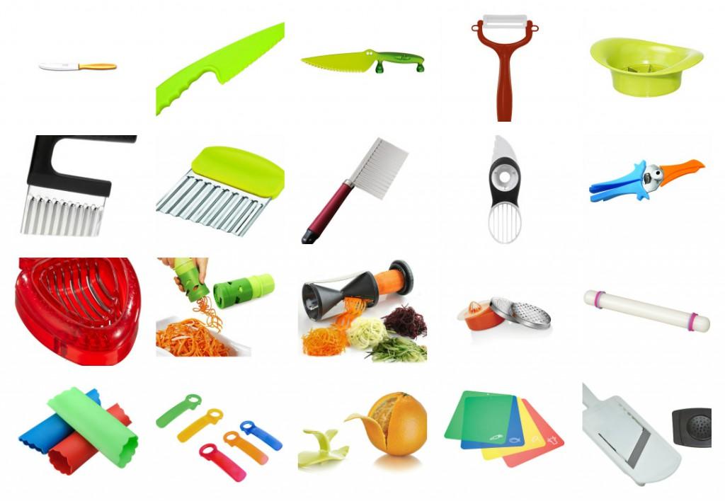 los 5 mejores utensilios de cocina para torpes