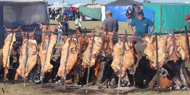 Fiestas Populares en la costa Argentina