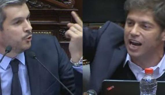 """Marcos Peña a Kicillof: """"vamos a trabajar mucho para que usted nunca más maneje la economía"""""""