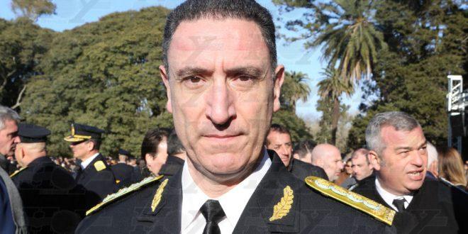 """El jefe de la policia bonaerense pidió el """"pase de retiro activo"""" a Vidal"""