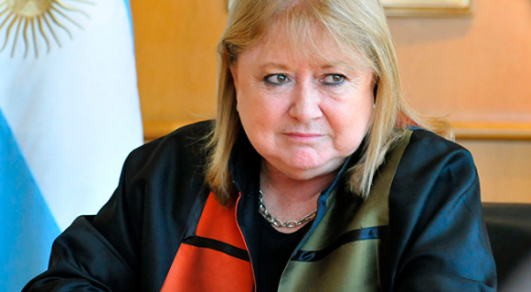 Susana Malcorra renunció como ministro de Relaciones Exteriores