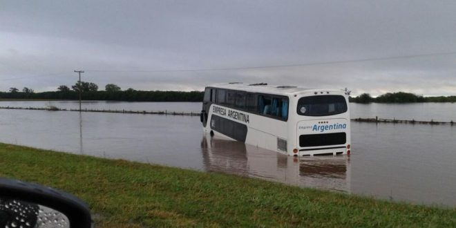 El cambio climático agravará las inundaciones en el país