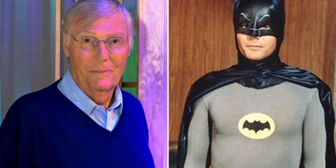 Murió Adam West, el Batman original