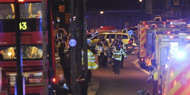 Londres sufrió dos ataques terroristas simultáneos