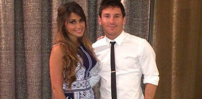 Messi canceló su boda por Iglesia. Que ocurrió ?