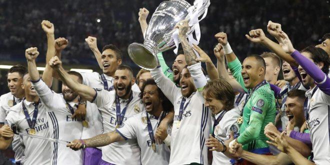 Real Madrid se quedó con su 12º Champions League