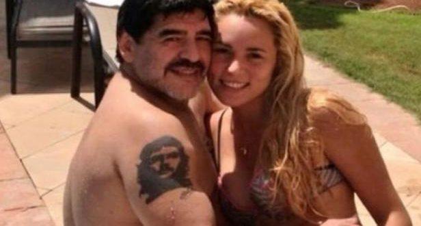 Que dijo Rocío Oliva luego de que Maradona confirmara la separación