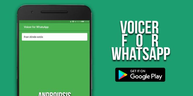Una app que convierte en texto los audios de Whatsapp